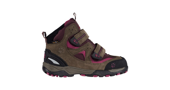 Jack Wolfskin Kids Wild Country Texapore dark berry